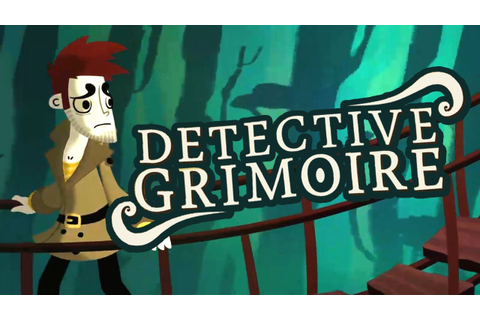 Detective Grimoire | Full Game Walkthrough | No Commentary ...