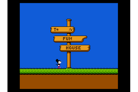 Mickey Mousecapade Download Game | GameFabrique