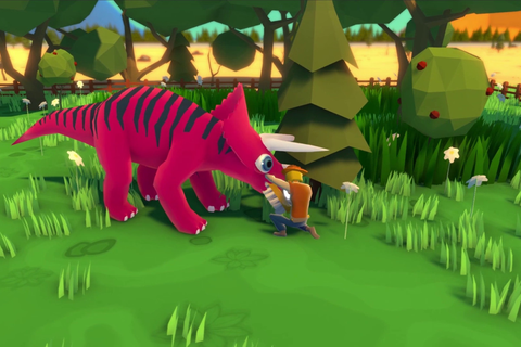Parkasaurus Steam Early Access impressions: a deceptively ...