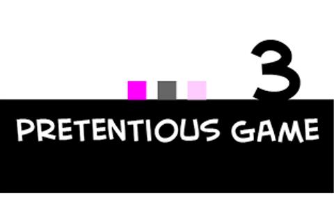 Pretentious Games - THE SMELL OF FREEDOM