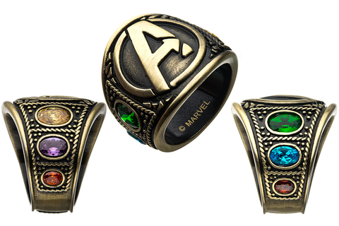 Marvel Avengers End Game Class Ring