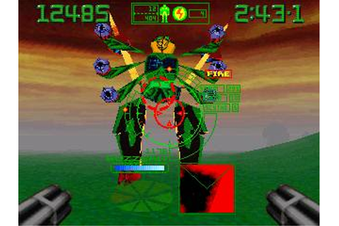 Krazy Ivan Download (1996 Arcade action Game)
