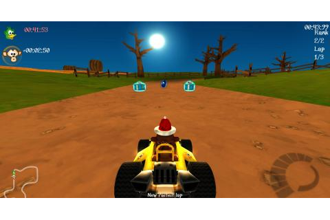 Interview with Joerg Henrichs of SuperTuxKart — Free ...