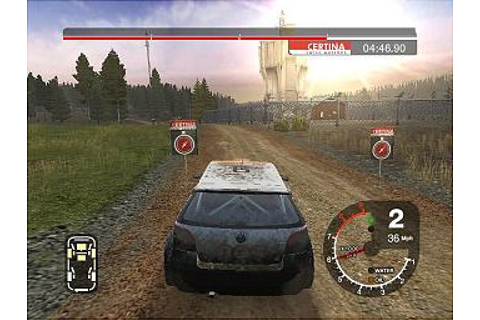 Screens: Colin McRae Rally 2005 - PC (6 of 49)