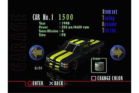Screens: Runabout 2 - PlayStation (1 of 3)