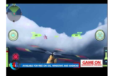 GUARDIANS OF THE SKIES: New Indian Air Force game out ...