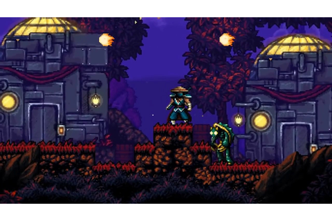 The Messenger reveals August release date | The Indie Game ...