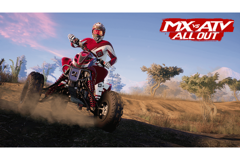 MX vs ATV All Out – Official Website