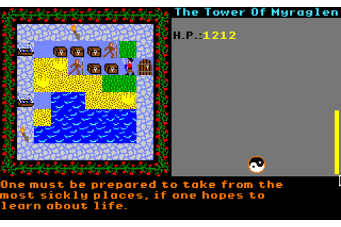 Escape from Hell Part #19 - Tower of Myraglen, Part 1/3