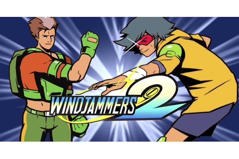 "Dotemu Reveals A New ""Windjammers 2"" Trailer At Gamescom"