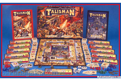 Talisman » My Games | My Entertainment World