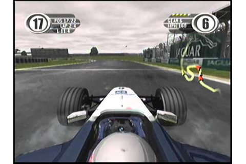F1 2001: The Worst Sports Game Ever - YouTube