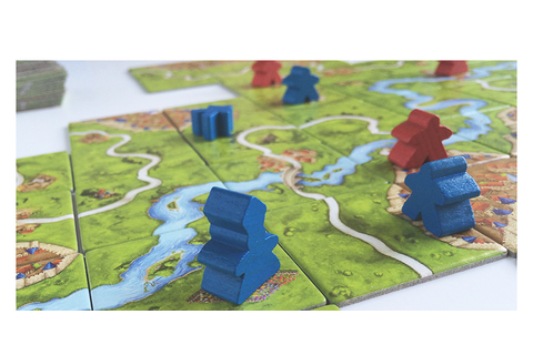 Carcassonne : the classic tile laying game – The Casual Meeple