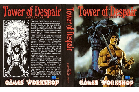 New Game: Tower of Despair