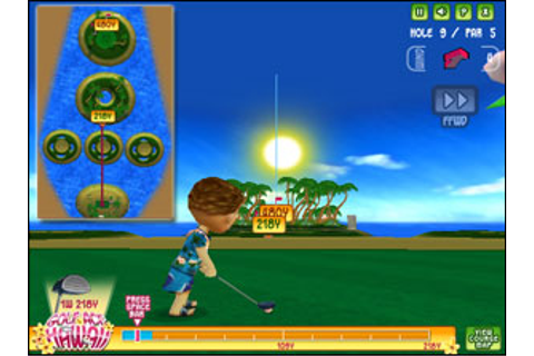Golf Ace Hawaii - Walkthrough, comments and more Free Web ...