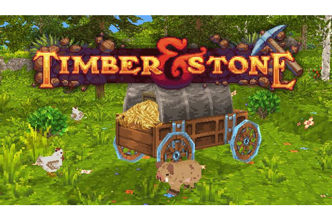 Timber and Stone Free Download (v1.7.1) « IGGGAMES