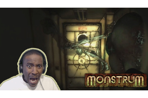 Monstrum Horror Game #2 | I'M BEING STALKED!!! - YouTube