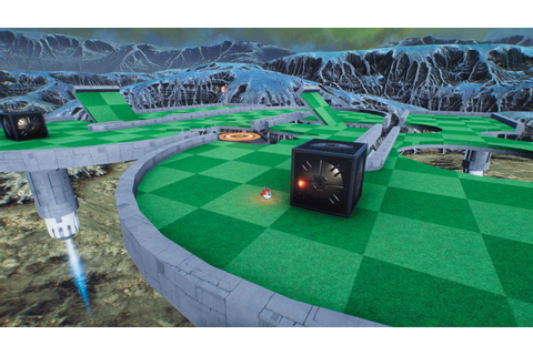 Ballistic Mini Golf from Microlith Games just released on ...