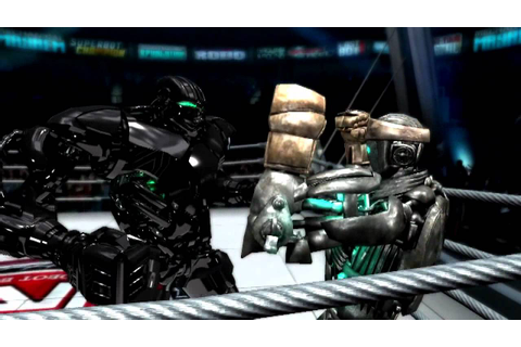 REAL STEEL Game Promotional Trailer (US) - YouTube