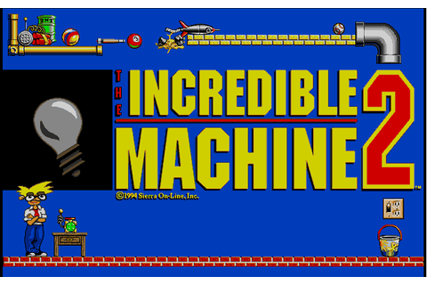 The Incredible Machine 2 | ClassicReload.com