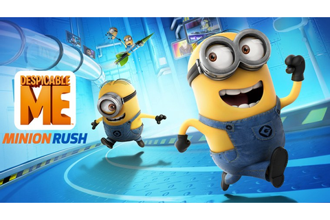Review: Despicable Me: Minion Rush for Windows – McAkins ...
