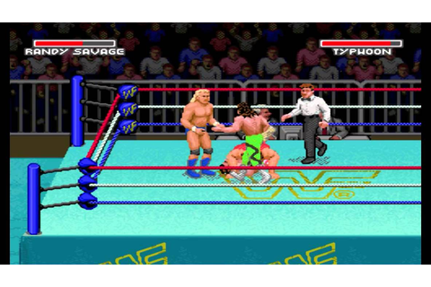 WWF Super Wrestlemania - YouTube