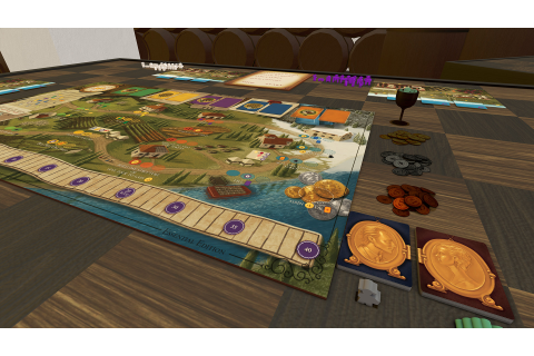 Tabletop Simulator - Viticulture on Steam