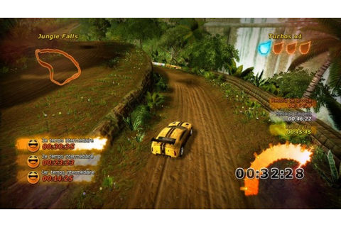 Wrecked: Revenge Revisited Xbox 360 review - DarkZero