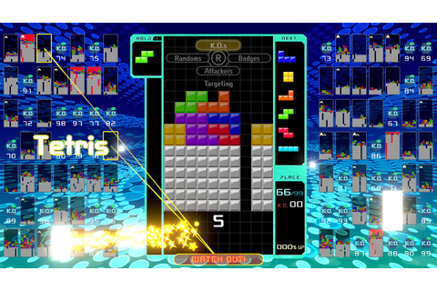 No, Tetris 99 Isn't Available on PSP - Push Square