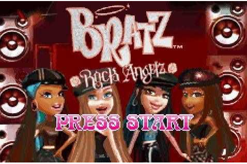 Bratz Rock Angelz Download Free Full Game | Speed-New