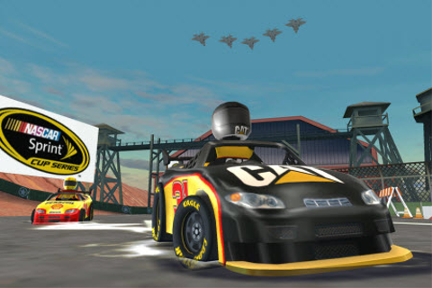 Amazon.com: NASCAR Kart Racing - Nintendo Wii: Video Games