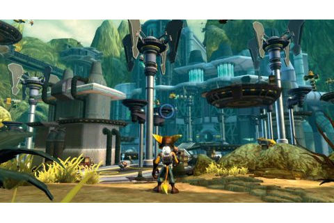 Ratchet & Clank Future: Tools of Destruction review ...