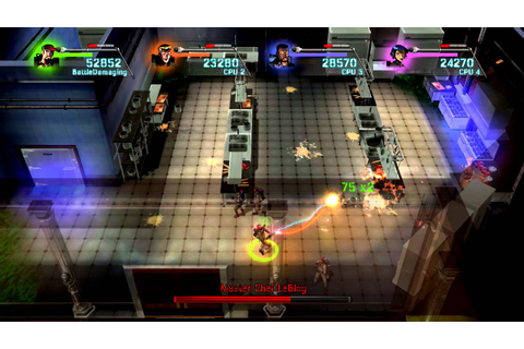Ghostbusters: Sanctum of Slime [Xbox 360, 2011] - YouTube