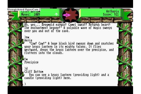 Zork Zero (part 7) - YouTube