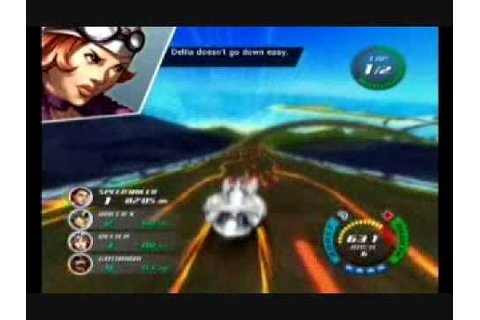 Speed Racer the Videogame Gameplay - YouTube