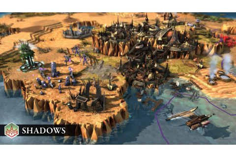 Buy Endless Legend: Shadows Steam