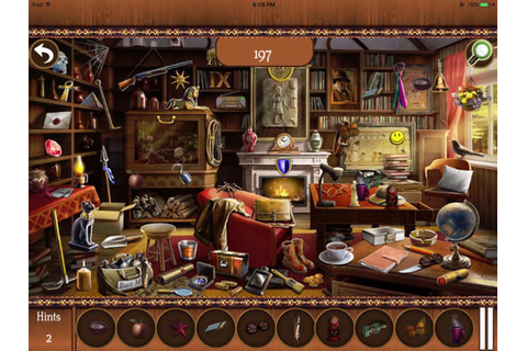 App Shopper: Hidden Objects:Big Home 2 Hidden Object Games ...