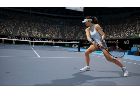 AO Tennis Gameplay Isn't Coming Just Yet