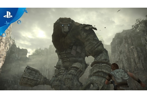 Shadow of the Colossus – Whats Up PlayStation!