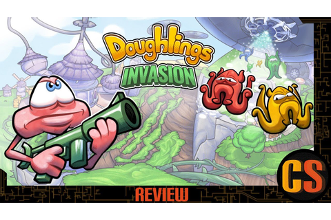 DOUGHLINGS: INVASION - PS4 REVIEW - YouTube