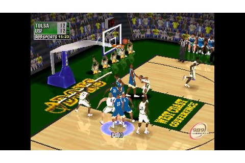 NCAA Final Four 2001 ... (PS1) - YouTube