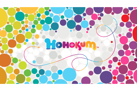 Logo gry Hohokum. Wallpaper from Hohokum - gamepressure.com