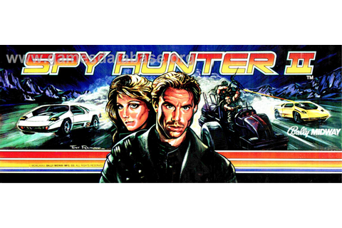 Spy Hunter 2 - Arcade - Games Database