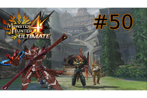 "Monster Hunter 4 Ultimate - Part #50 ""Double Khezu"" - YouTube"