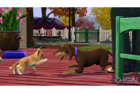 The Sims 3 Pets - ANAQIN GAME'S