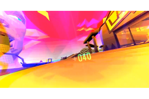 Zineth Dev's Perfect Stride Is Tony Hawk Meets Tribes ...