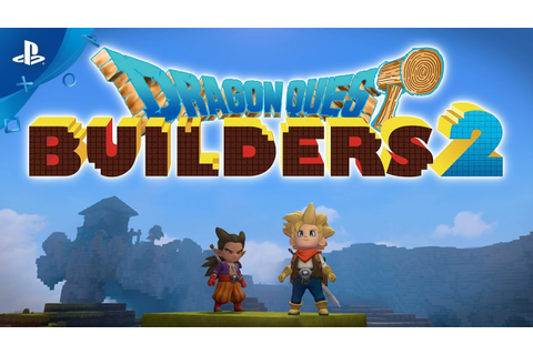DRAGON QUEST BUILDERS 2 Game | - PlayStation