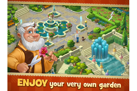 Gardenscapes - Android Apps on Google Play