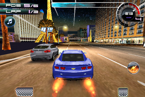PAX '09: 'Asphalt 5' Hands-On and Video – TouchArcade