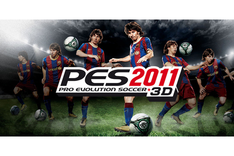 PES 2011 3D – Pro Evolution Soccer | Nintendo 3DS | Games ...